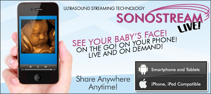 add sonostream 4d ultrasound streaming video to your package